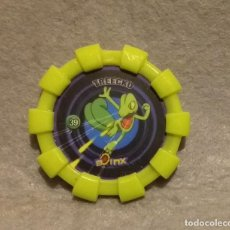 Juegos antiguos: TAZO BOINX POKEMON NINTENDO - Nº 39 . * TREECKO * - TAZOS CHEETOS CHIPICAO AÑO 2007 - BUEN ESTADO.. Lote 271459968