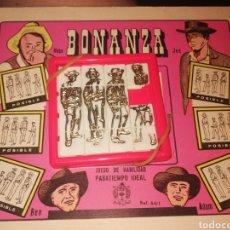 Juegos antiguos: ROMPECABEZAS BONANZA. Lote 271551948
