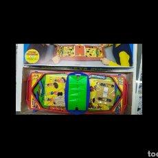 Juegos antiguos: JUEGO INFANTIL MILLONCETE GLOBETROTTERS AIRGAM ENVÍO INCLUIDO. Lote 271564603