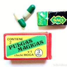 Juegos antiguos: PULGAS MAGICAS PRODUCTOS GIRBES JUGUETE DE KIOSKO - KIOSCO AÑOS 60 - 70. Lote 276414238