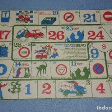 Juegos antiguos: ANTIGUO OBSEQUIO JUEGO DE CARTON LICOR DEL POLO AÑOS 60. Lote 277037163