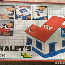 Juegos antiguos: CHALET KIT BLOCKS. Lote 282184198