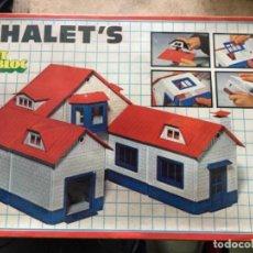 Juegos antiguos: CHALET KIT BLOCKS. Lote 282184423