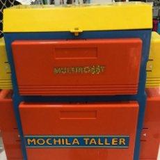 Juegos antiguos: MOCHILA TALLER DE MULTIHOBBY DE FEBER. Lote 282484913