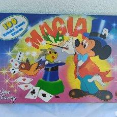 Jogos antigos: JUEGO DE MAGIA WALT DISNEY. Lote 285163353