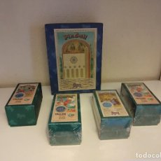 Jogos antigos: CINCO CAJAS DE JUEGOS JUGUETES CAYRO. Lote 287219148