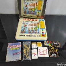 Juegos antiguos: JUEGOS MAGNÉTICOS CHICOS. Lote 289821588
