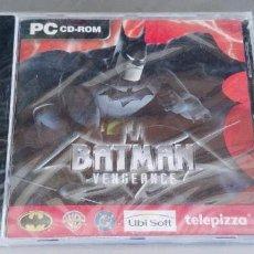 Juegos antiguos: BATMAN VENGEANCE,PC CD-ROM,PRECINTADO. Lote 290106578