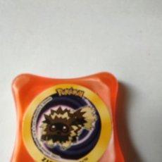Juegos antiguos: TAZO WAPS- POKEMON --ZIGZAGOON--2003 NITENDO. Lote 293922048