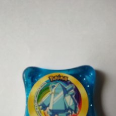 Juegos antiguos: TAZO WAPS- POKEMON --REGICE--2003 NITENDO. Lote 293922578