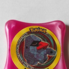 Juegos antiguos: TAZO WAPS- POKEMON --NOSEPASS--2003 NITENDO. Lote 293922838