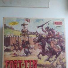 Juegos antiguos: FORT TIN - FUERTE COMANSI. AÑOS 70'. Lote 296616918