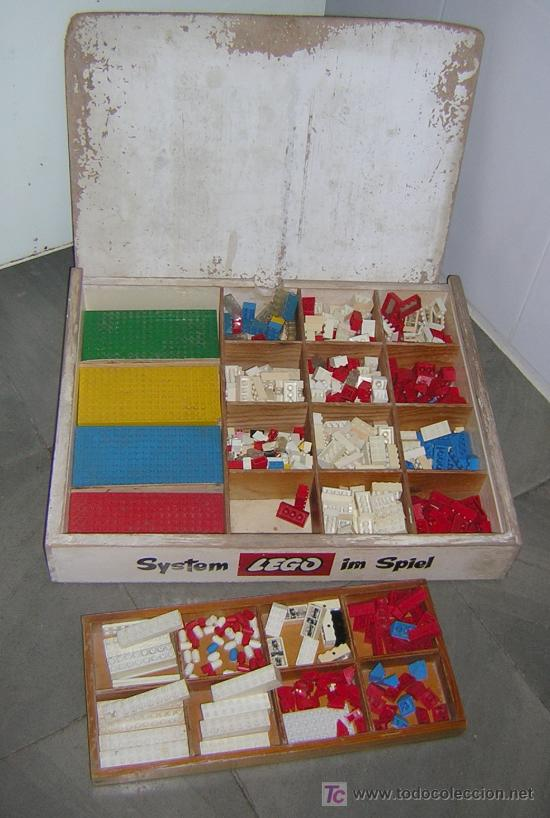 En SpielAno Venta System Lego Im MaderaVendido 1950sCaja H2YI9EDW