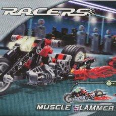 Juegos construcción - Lego: LEGO RACERS , NUMERO 8645. Lote 27278778