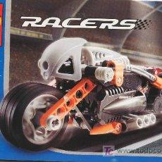 Juegos construcción - Lego: LEGO RACERS , NUMERO 8355. Lote 27278779