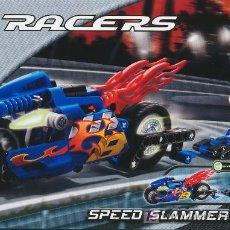 Juegos construcción - Lego: LEGO RACERS , NUMERO 8646. Lote 27278777