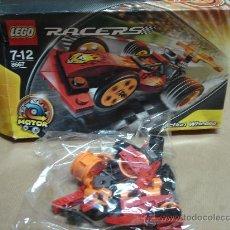 Juegos construcción - Lego: CAJA LEGO 8667 SIN ABRIR (EL JUEGO ) . Lote 16857262