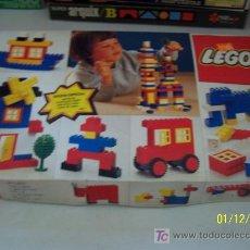 Juegos construcción - Lego: LEGO 1920- EN SU CAJA-1982.- SIN USAR.-VER MÁS. Lote 16236235