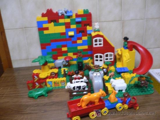 Lego Duplo Granja Zoo Animales Personajes Sold Through Direct