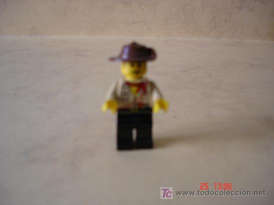 VAQUERO (Juguetes - Construcción - Lego)