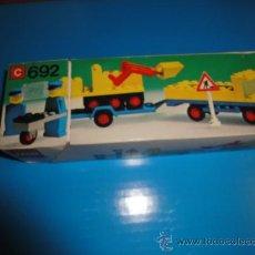 Juegos construcción - Lego: LEGO 692 CAMION. Lote 19224768