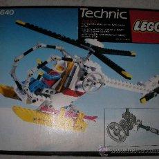 Juegos construcción - Lego: ANTIGUO TECHNIC LEGO REF. 8640. Lote 23209570