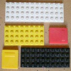 Juegos construcción - Lego: LOTE PIEZAS LEGO. Lote 23401903