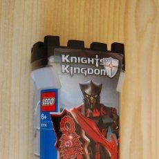 Juegos construcción - Lego: JUEGO LEGO ++ KNIGHT KINGDOM 8774 ++ VLADEK. Lote 26176994