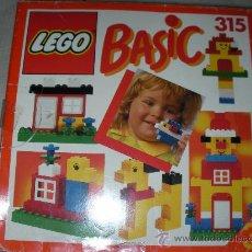 Juegos construcción - Lego: ANTIGUA CAJA LEGO BASIC. Lote 26827593