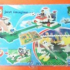 Juegos construcción - Lego: LEGO 3422 DESCATALOGADO, JUST IMAGINE.... Lote 28246114