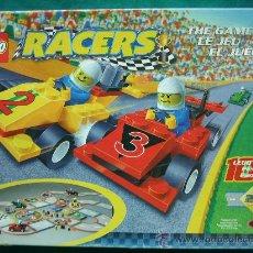 Juegos construcción - Lego: LEGO RACERS. Lote 29429329