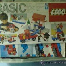 Juegos construcción - Lego: LEGO BASIC 720 (JUEGO DE CONSTRUCCION LEGO ). Lote 29601993