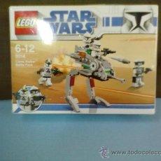 Juegos construcción - Lego: LEGO STAR WARS 8014 CLONE WALKER... Lote 29810232
