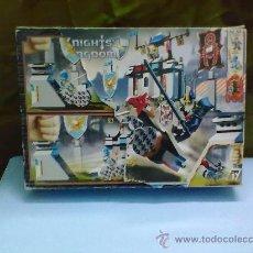 Juegos construcción - Lego: LEGO KNIGHTS KINGDOM 8779. Lote 30017573