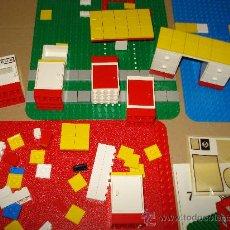 Juegos construcción - Lego: ANTIGUO LOTE DE PIEZAS LEGO DEL AÑO 1974 .. Lote 30611497