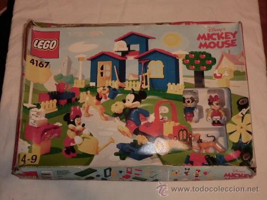 LEGO MICKEY MOUSE REF 4167 (Juguetes - Construcción - Lego)
