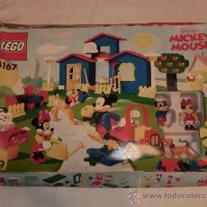 Juegos construcción - Lego: LEGO MICKEY MOUSE REF 4167. Lote 30963287