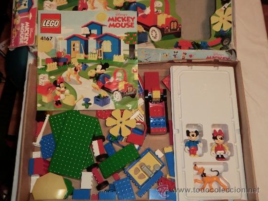 Juegos construcción - Lego: LEGO MICKEY MOUSE REF 4167 - Foto 2 - 30963287