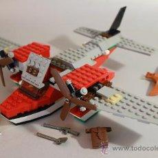 Juegos construcción - Lego: LEGO 5935-1, ADVENTURERS, DINO ISLAND, ISLAND HOPPER, 2000. Lote 31563590