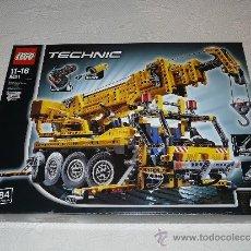 Juegos construcción - Lego: LEGO TECHNIC 8421. Lote 33413484