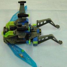 Juegos construcción - Lego: LEGO NAVE COSMICA EXTRATERRESTRE FUERA DE CATALOGO-PIEZAS PEGADAS-MEDIDAS 40*24*10 CMS.. Lote 35749087