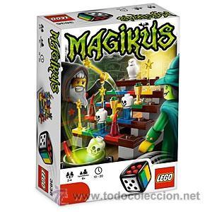 Lego Magikus Juego De Mesa Lego 3836 Comprar Juegos Construccion