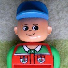 Juegos construcción - Lego: FIGURA LEGO DUPLO. Lote 36657134