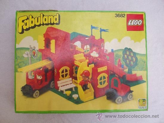 LEGO FABULAND 3682 (1987) (Juguetes - Construcción - Lego)