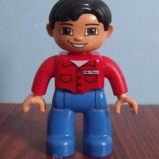 Juegos construcción - Lego: FIGURA PVC - LEGO DUPLO. Lote 40006478