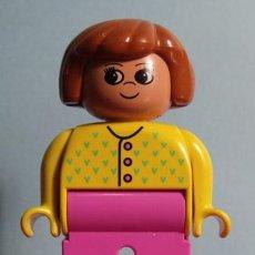 Juegos construcción - Lego: FIGURA PVC LEGO DUPLO. Lote 40006558