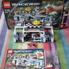 Juegos construcción - Lego: LEGO RACERS 8681. Lote 40187403