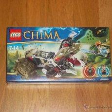 Juegos construcción - Lego: LEGO LEGENDS OF CHIMA 70001. Lote 40292510