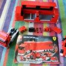 Juegos construcción - Lego: CAMIÓN FERRARI LEGO 8654. Lote 158952528