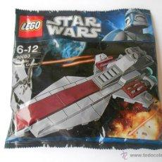 Juegos construcción - Lego: LEGO STAR WARS REF.30053 REPUBLIC ATTACK CRUISER NUEVO. Lote 40907542